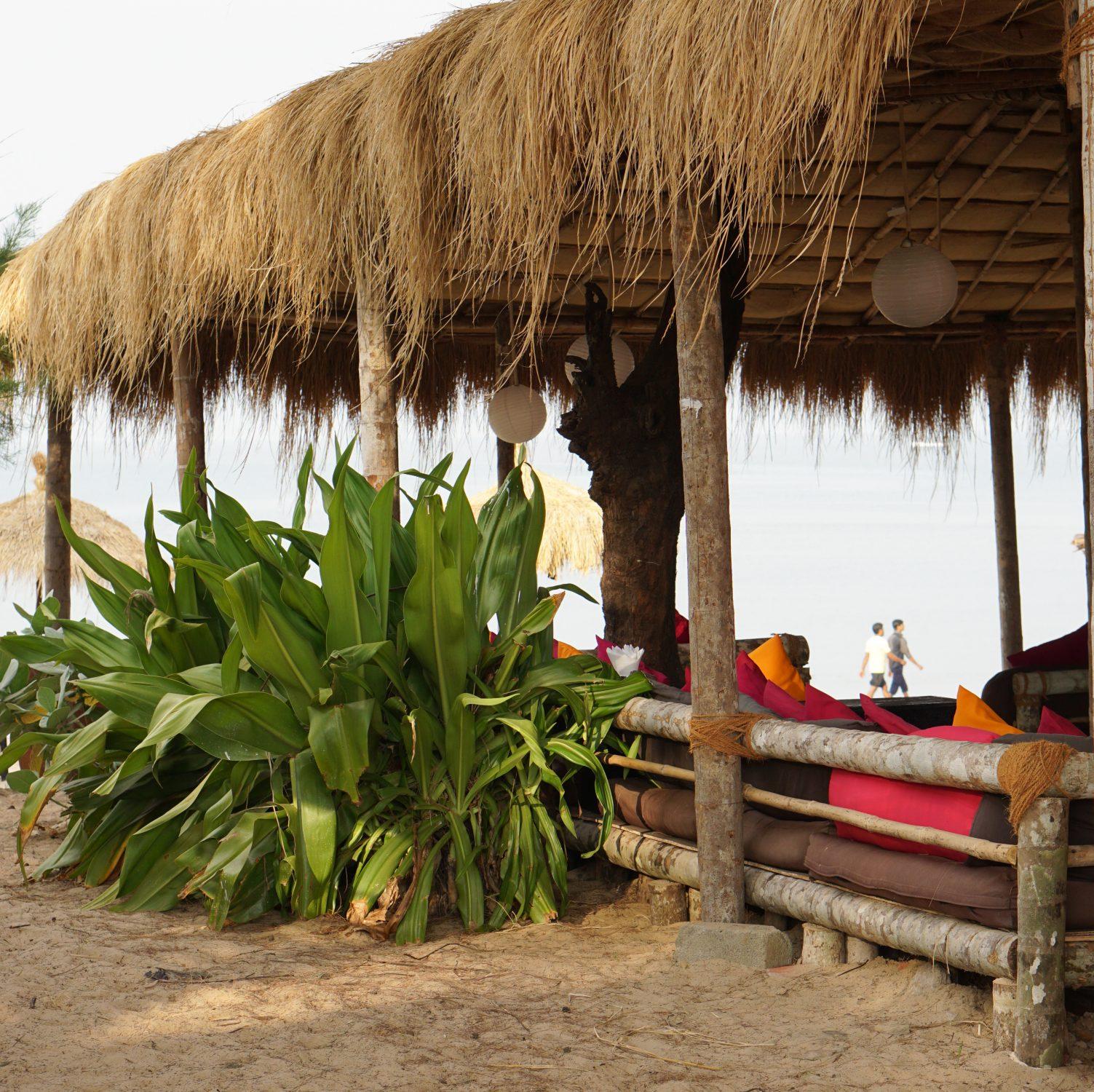Gallery of Bamboo Yoga Retreat in Patnem beach, Goa