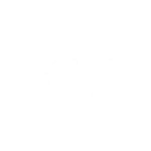 Yoga Holidays from October til May
