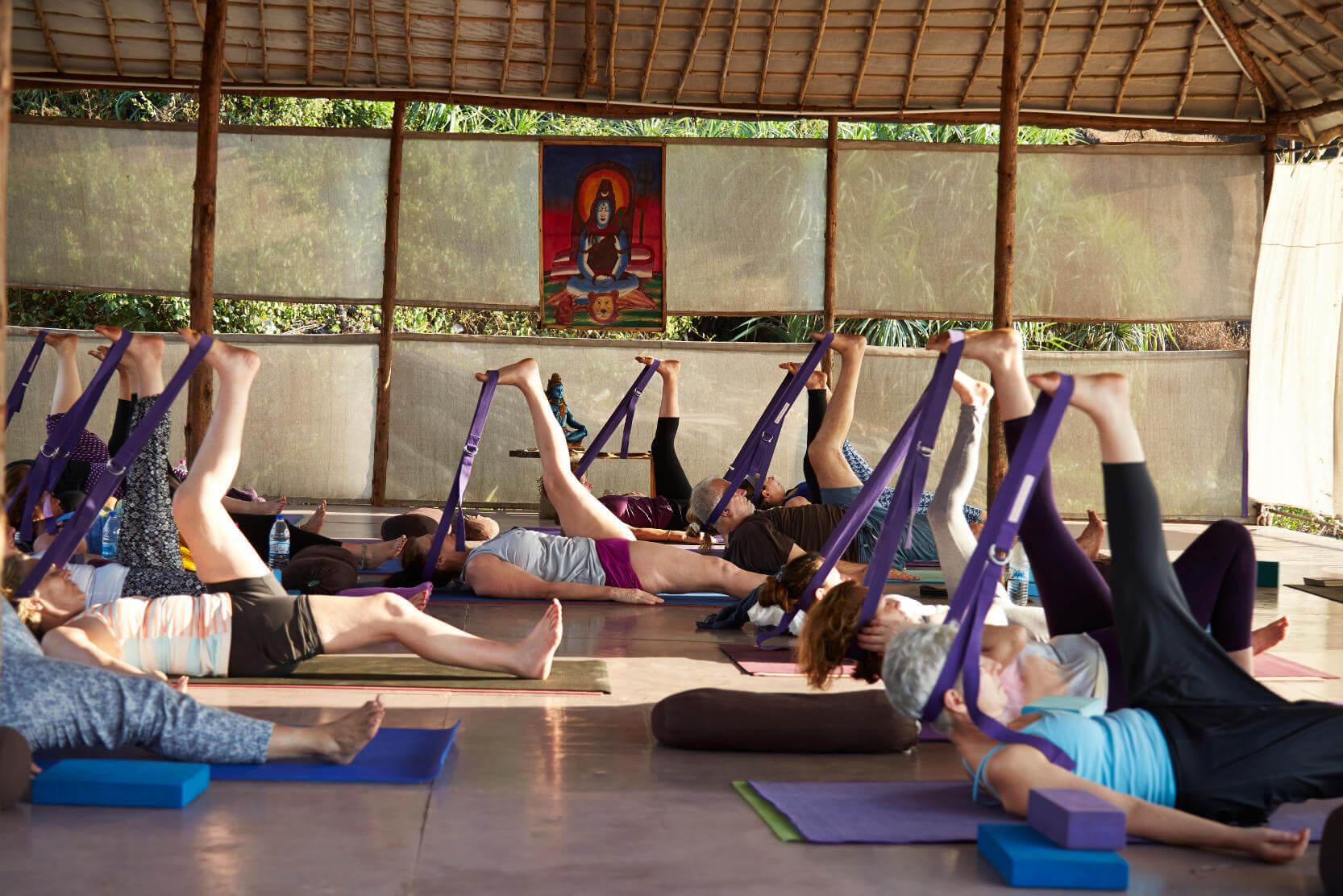 Flow & Revive - Bamboo Yoga Retreat