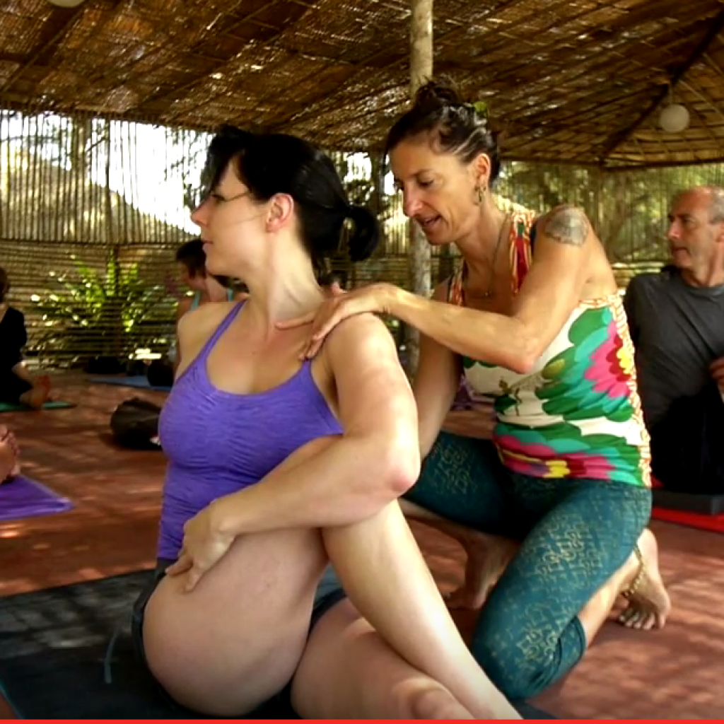 dina-cohen-yoga-retreat-adjustment